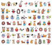 Mega gyűjteménye rajzfilm pets