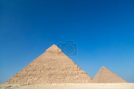 Pyramids of Giza complex