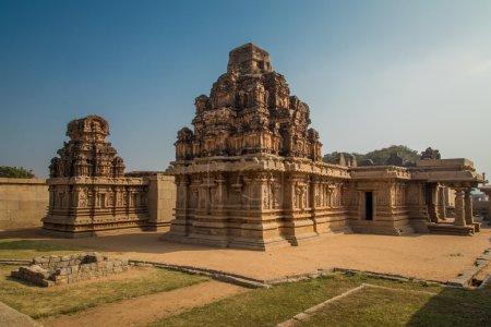 Ruins of Hampi, India.