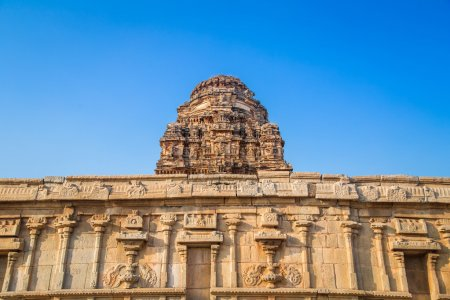 Ruins of Hampi, India
