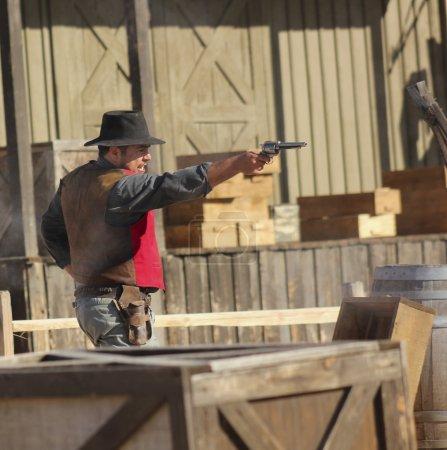 A Gunfight at Old Tucson, Tucson, Arizona