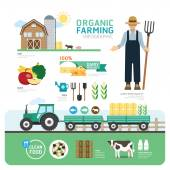 Organic Clean Foods Template Design