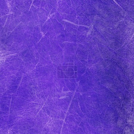violet old,scratched and worn leather texture