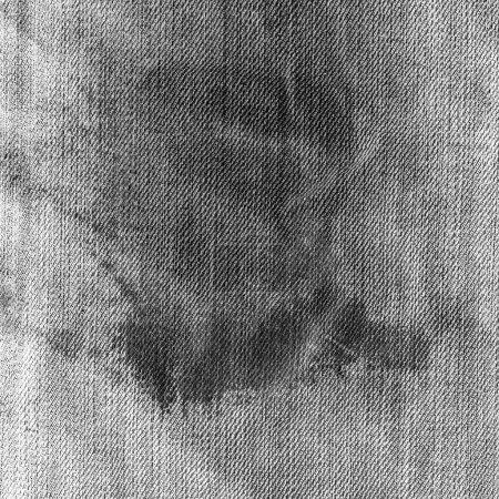 black-white textile texture