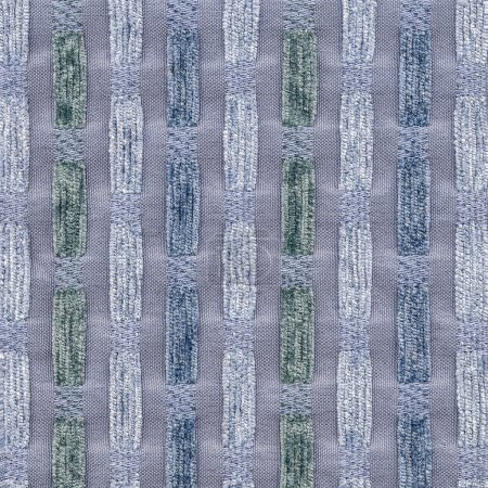 Photo for Gray-blue textile background - Royalty Free Image
