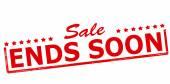 Sale ends soon