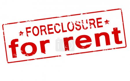 Forclosure for rent