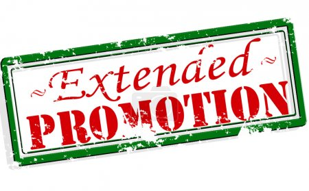 Extended promotion