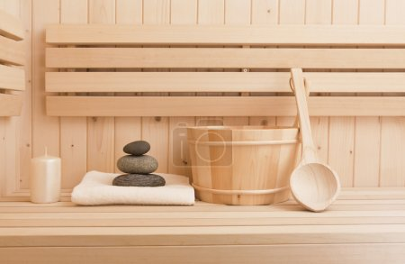 Finnish sauna , welness and spa accessories