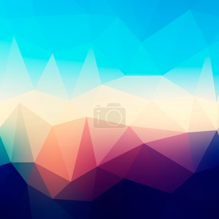 Abstract  Morning background