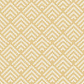 Seamless geometric pattern art deco monochrome texture