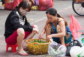 Pouliční prodejci