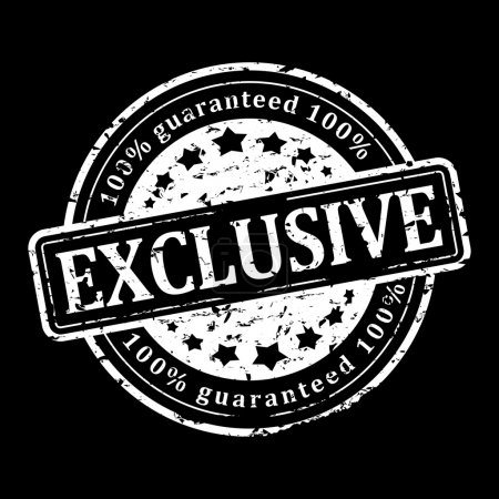 White Stamp - exclusive