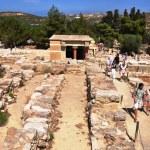 Knossos Palace Heraklion Crete Greece - Archaeolog...
