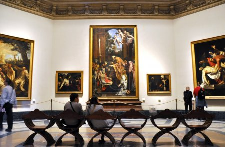 Paintings in the Vatican Museums
