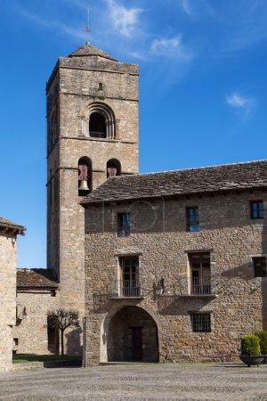 Church of Ainsa