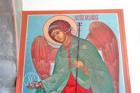 Archangel Gabriel. Trinity Sergius Lavra. UNESCO World Herit