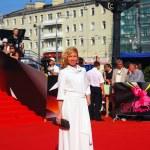 Daria Subbotina at XXXV Moscow International Film ...