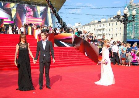 Svetlana Ivanova at XXXV Moscow International Film...