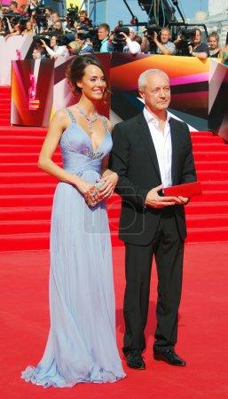 Evgeny Gerasimov at Moscow Film Festival
