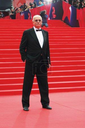 President of Moscow International Film Festival Nikita Mikhalkov