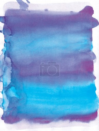 Photo for Abstract watercolor background. suitable for art design and scrapbooking - Royalty Free Image