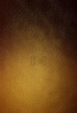 Photo pour Or abstrait avec lumières et des reflets - image libre de droit