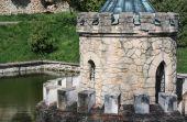 Torony a vízben, Bajmóc/Bojnice