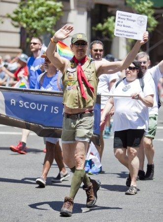 New York City Pride March