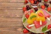 Mražené ovocné šťávy