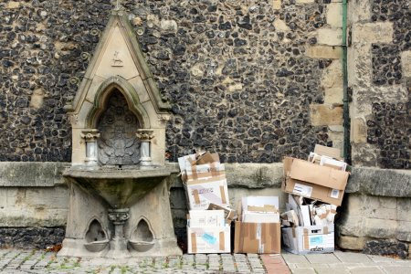 Cardboard Collection Service