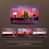 city night cards
