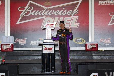 NASCAR:  Feb 20 Budweiser Duel