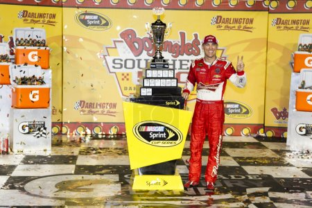 NASCAR:  Apr 13 Bojangles' Southern 500