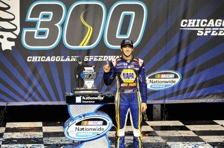 NASCAR:  Jul 19 EnjoyIllinois.com 300