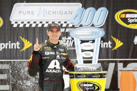 NASCAR:  Aug 17 Pure Michigan 400