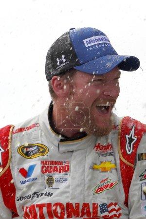 Dale Earnhardt Jr. at Pocono Raceway