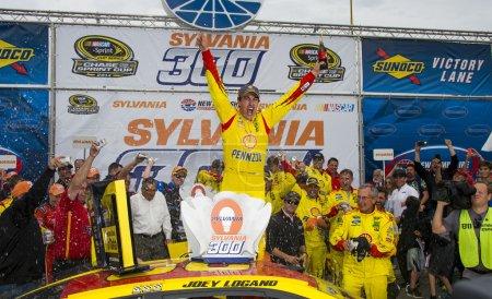 NASCAR:  Sep 21 Sylvania 300