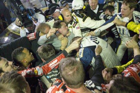 NASCAR:  Nov 02 AAA TEXAS 500