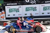 The Chip Ganasi Racing with Felix Sabetes Riley