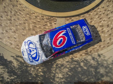 Aug 27 Advocare Throwback Ford Fusion