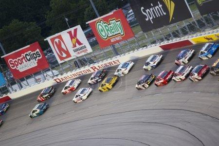 NASCAR:  Sep 06 Bojangles' Southern 500