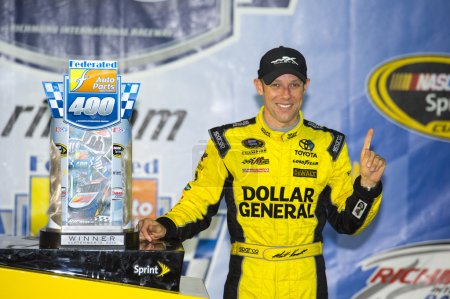 NASCAR:  Sep 13 Federated Auto Parts 400