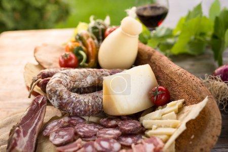 Sardinian Foods