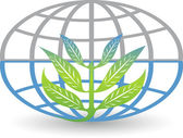 Global Eco drops logo