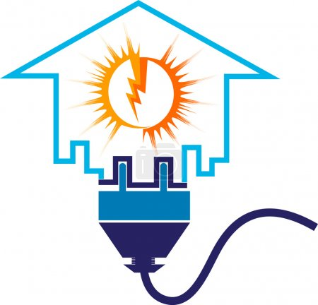 home electric work logo