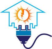 home electric work logo