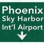 Phoenix Sky Harbor USA International Airport Highw...
