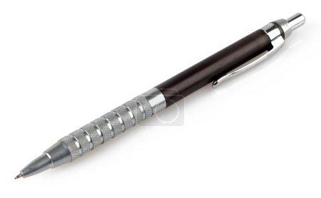 Photo pour Crayon sur fond blanc. - image libre de droit