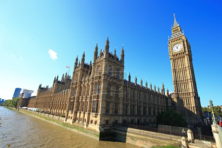 Photo for Big Ben and Houses of Parliament  in London, United Kingdom - Royalty Free Image